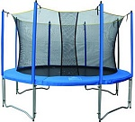 Батут Fun Tramp 12 ft (3,7 м) c сетью